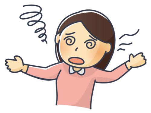妊娠中の立ちくらみの原因は脳貧血?予防と対処法は?