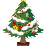 ニトリでクリスマスツリーを激安で購入!!