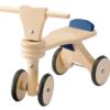 ボーネルンドの木製バイクはお家遊びの最強おもちゃ!